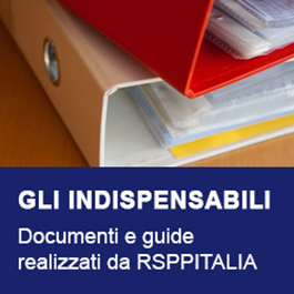 Guide, documenti e dispense sulla sicurezza